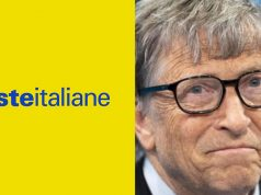 bill gates poste italiane